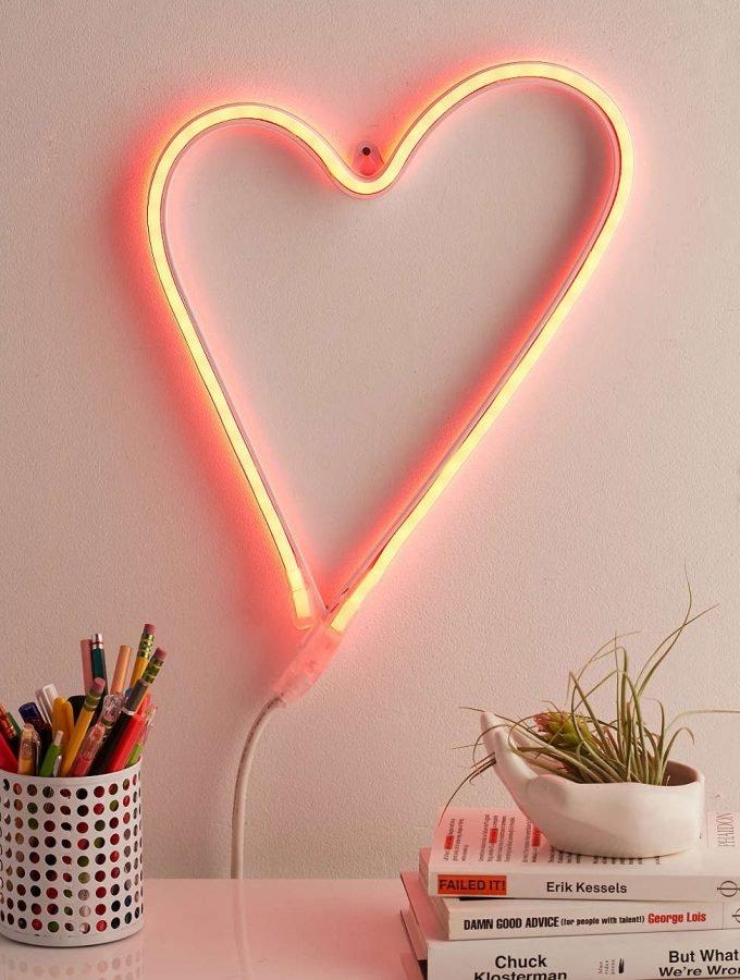 the neon nine: neon led lights
