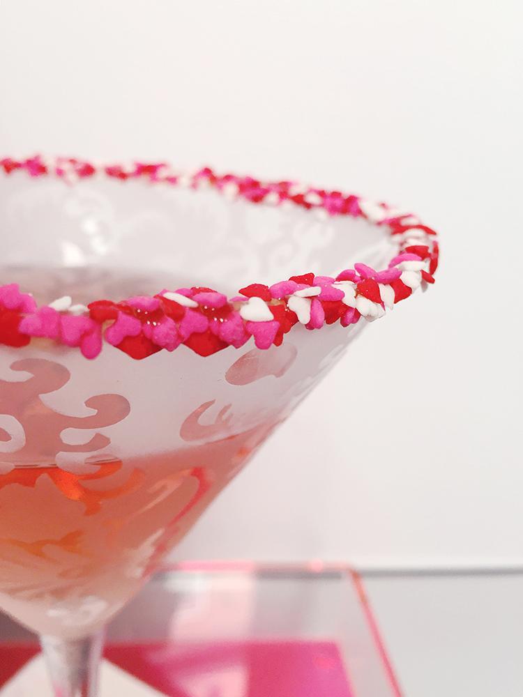 valentine's day sprinkle rims