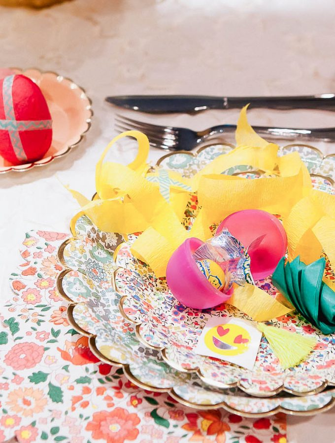 DIY Surprise Eggs
