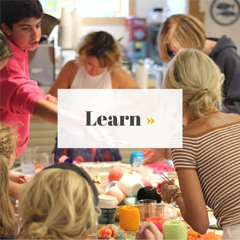 Learn with The Neon Tea Party