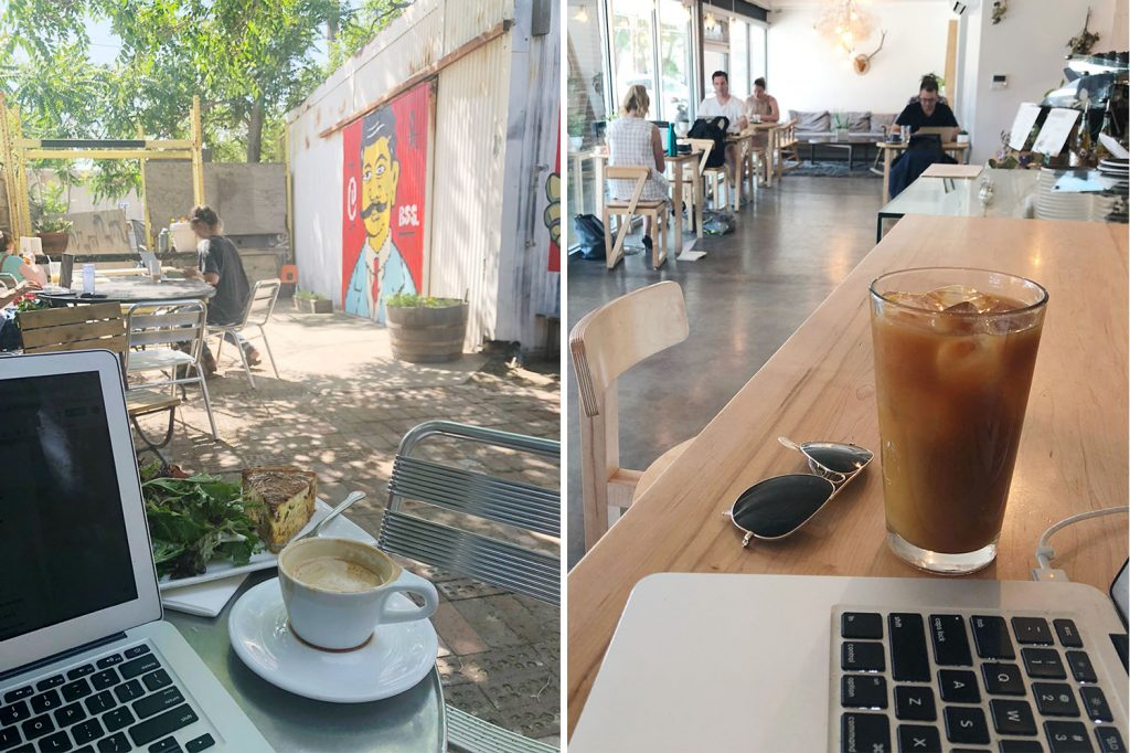 Crema Coffee House Amethyst Coffee Co. Denver