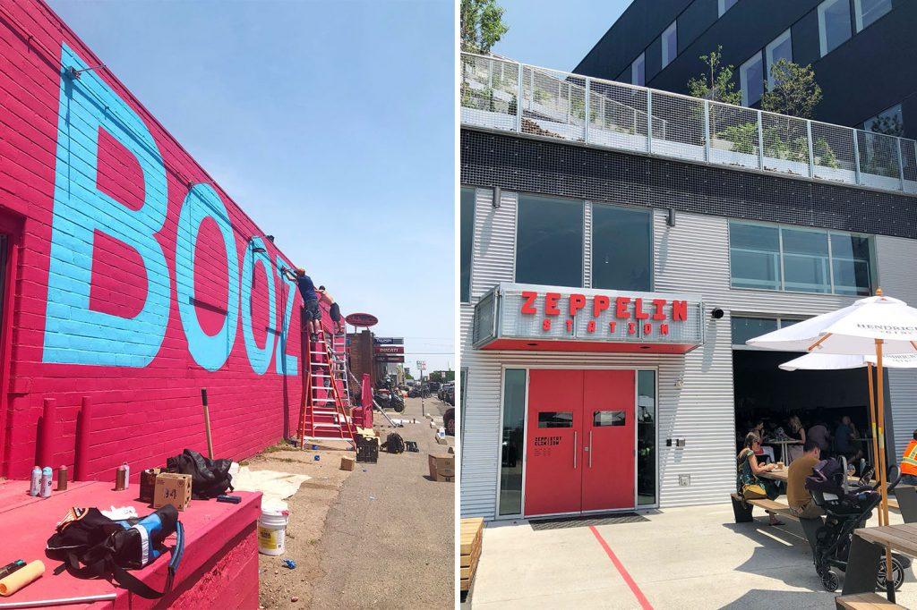 Denver RiNo Food and Beverage Halls