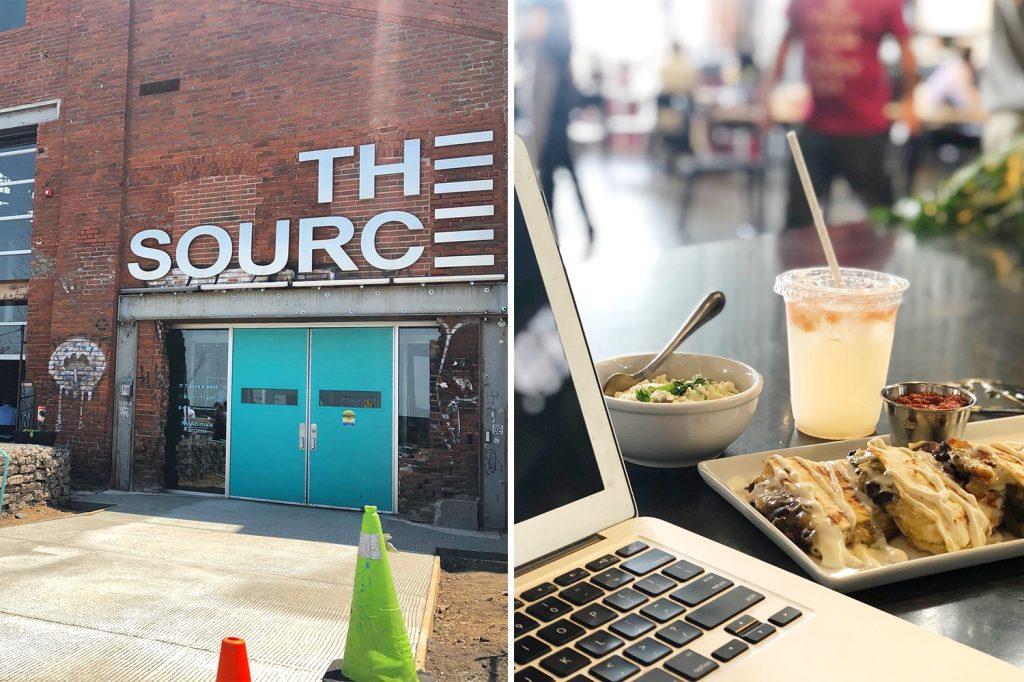 The Source Food Hall, Denver