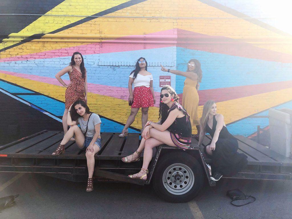 RiNo Denver Murals Walls