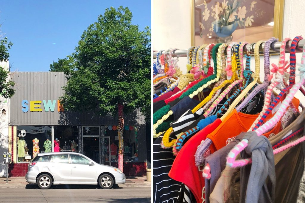 Sewn boutique, Denver