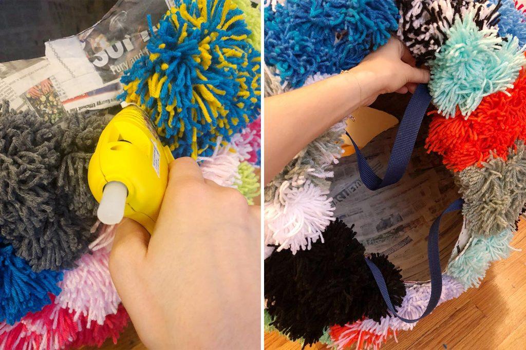 TNTP Pom Pom Costume