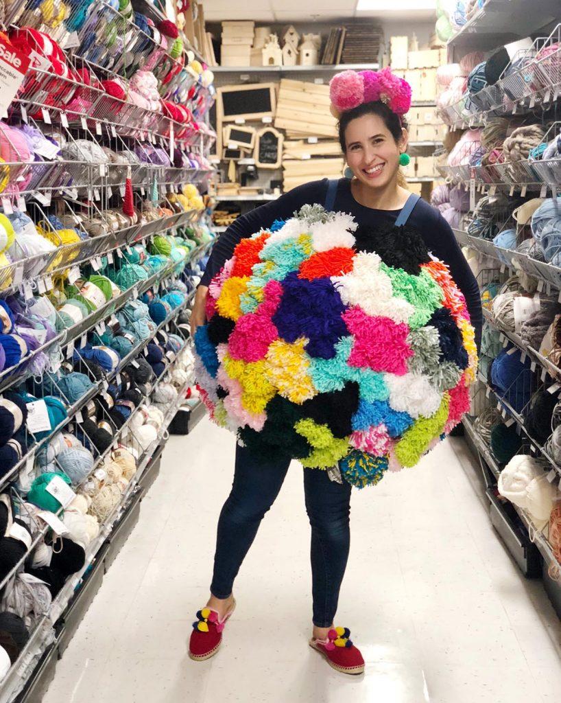 TNTP Pom Pom Costume 7