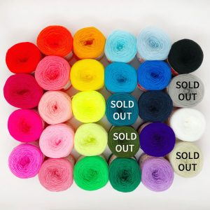 Omegacryl The Neon Tea Party Sold Out