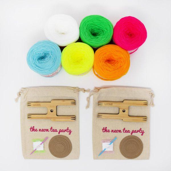 Pom_Pom_Tassel_DIY_Kit_Duo_The_Neon_Tea_Party