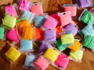 The Neon Tea Party Friendship Bracelet DIY Kit Spotlight 02