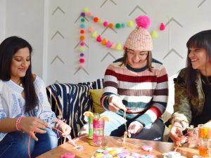 The Neon Tea Party Friendship Bracelet DIY Kit Spotlight 05