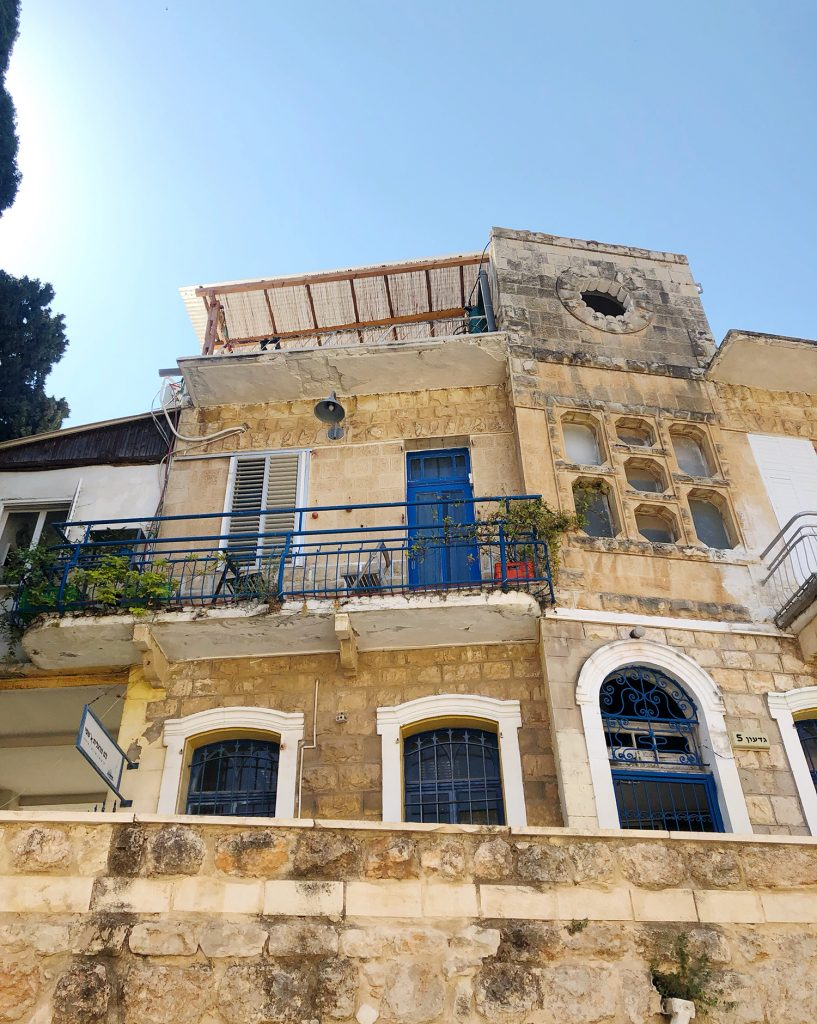 The Neon Tea Party Israel Travel Guide - Airbnb in Haifa
