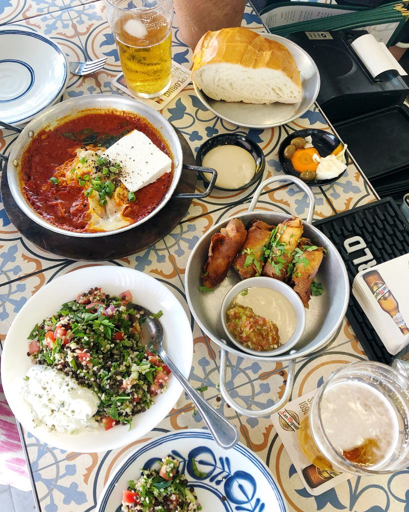 The Neon Tea Party Israel Travel Guide