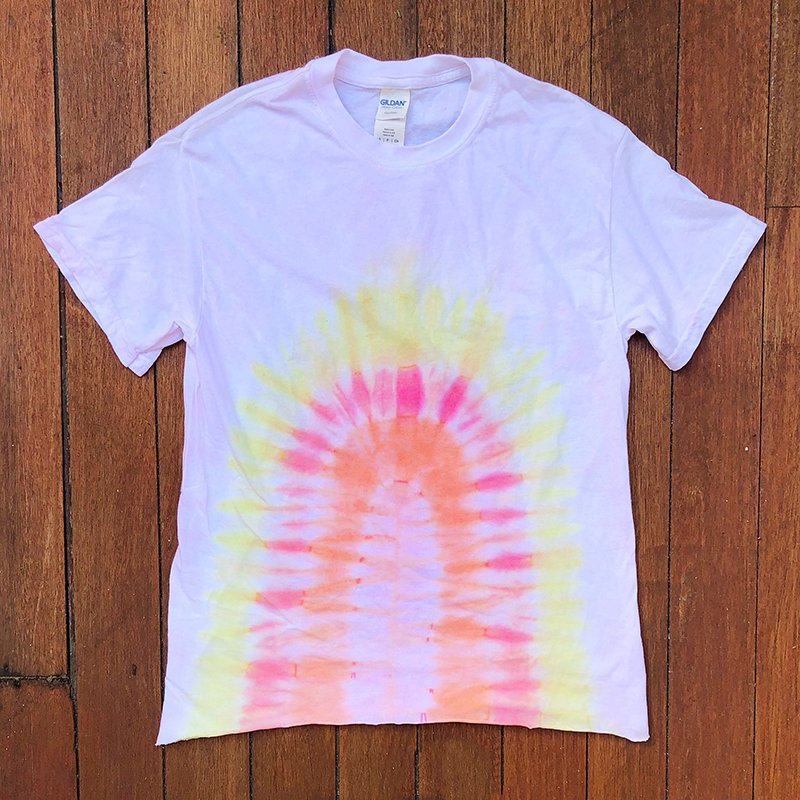 How to Prep & Wash Tie Dye