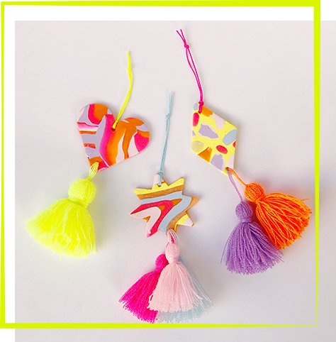 polymer-clay-tassel-ornaments-workshop-the-neon-tea-party