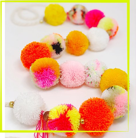 pom-pom-garland-workshop-the-neon-tea-party