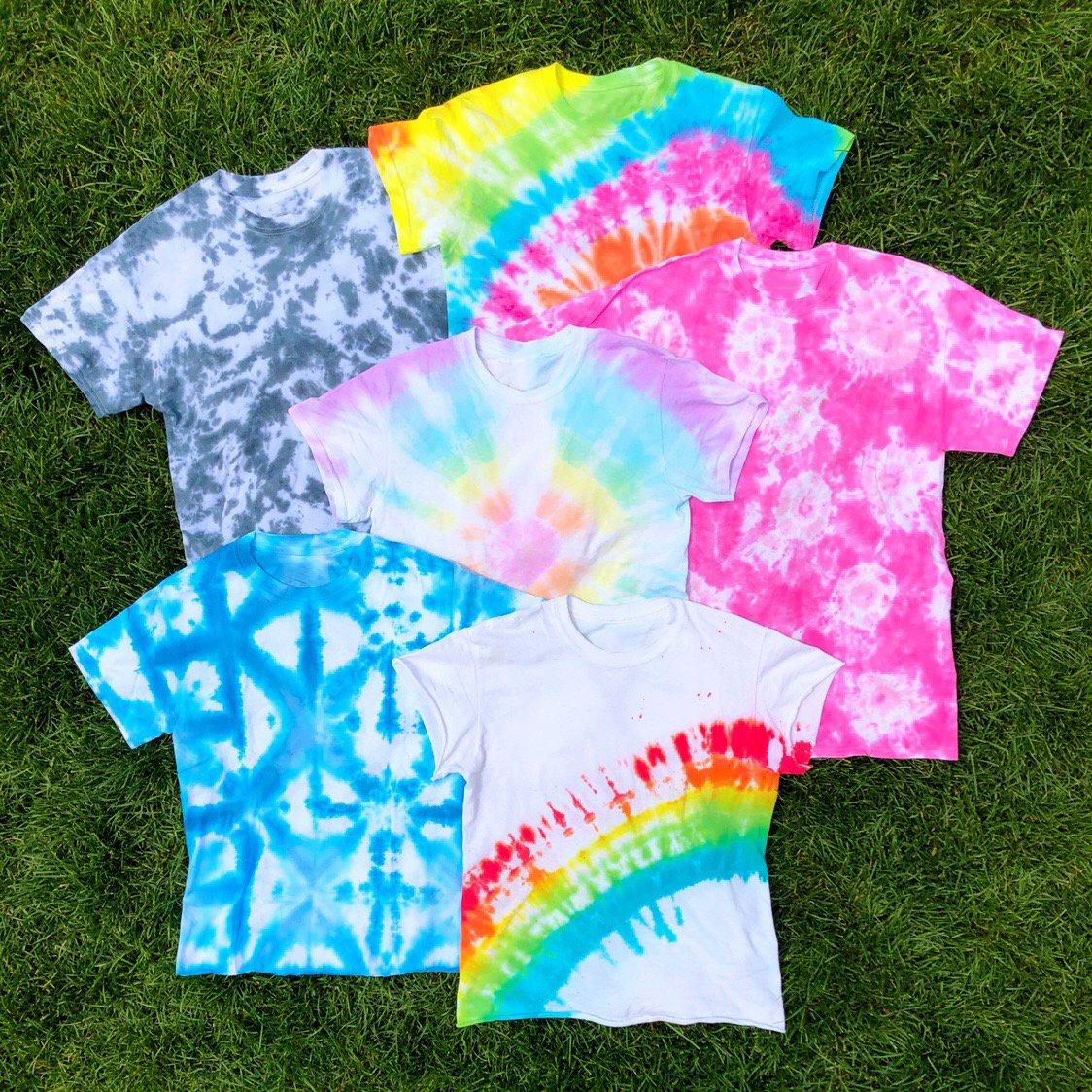 Tie Dye - T-Shirts