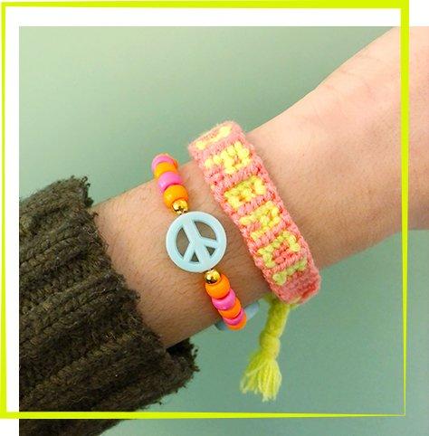 Alpha Friendship Bracelet Workshop