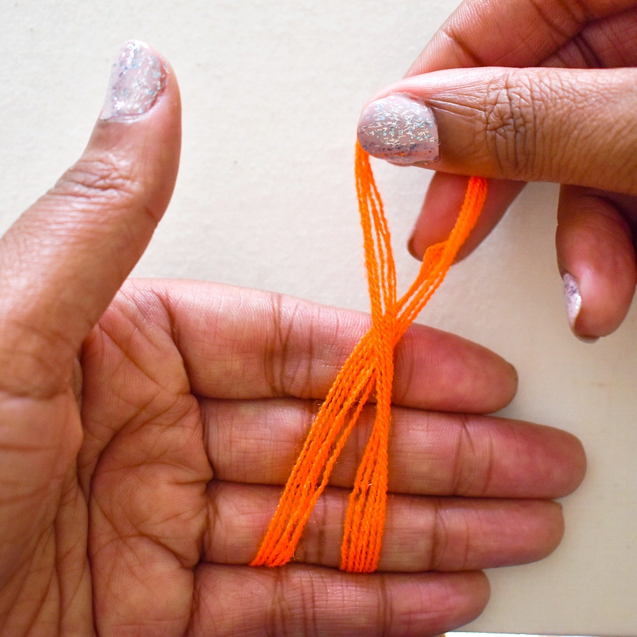 How to Slip Knot - 2