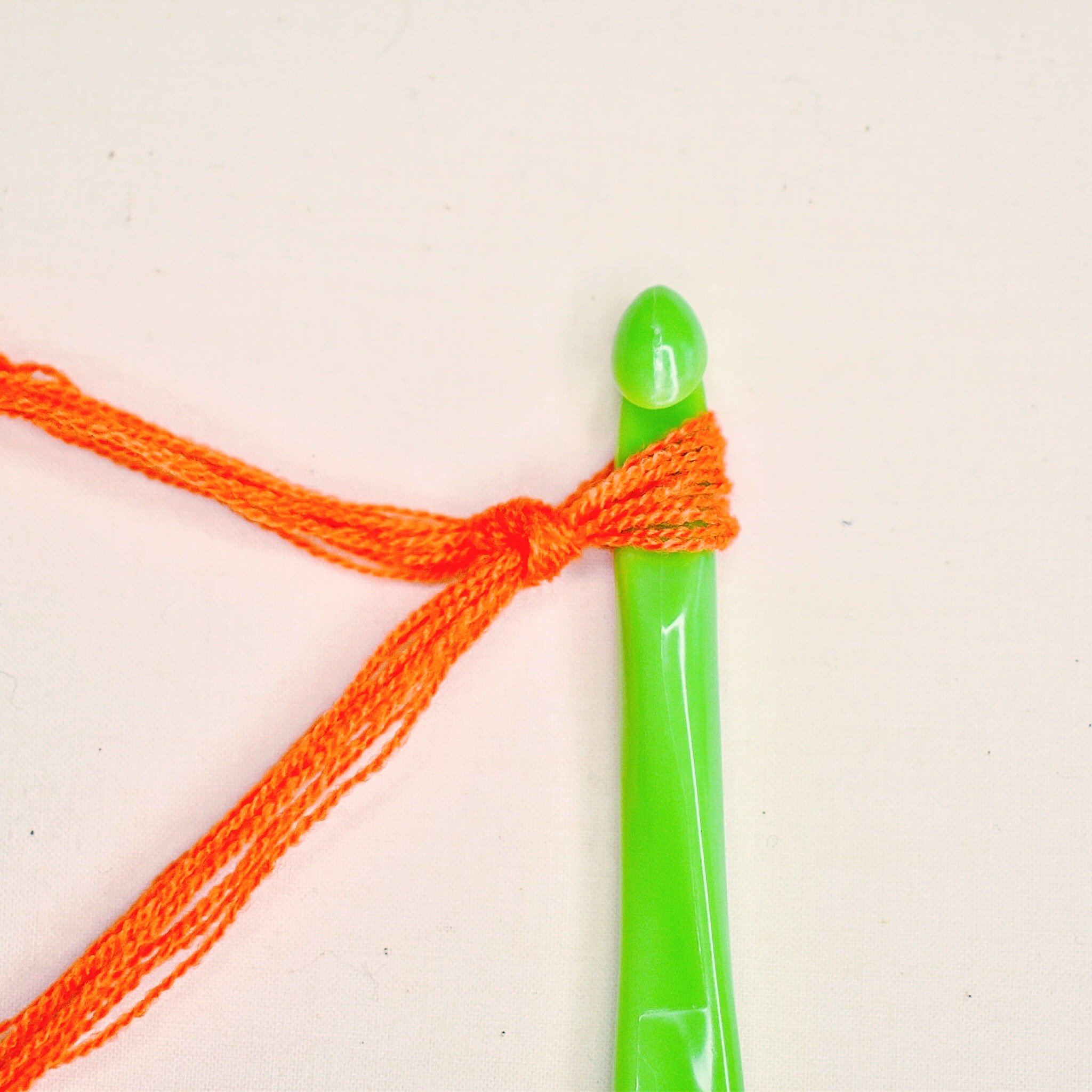 How to Slip Knot - 7