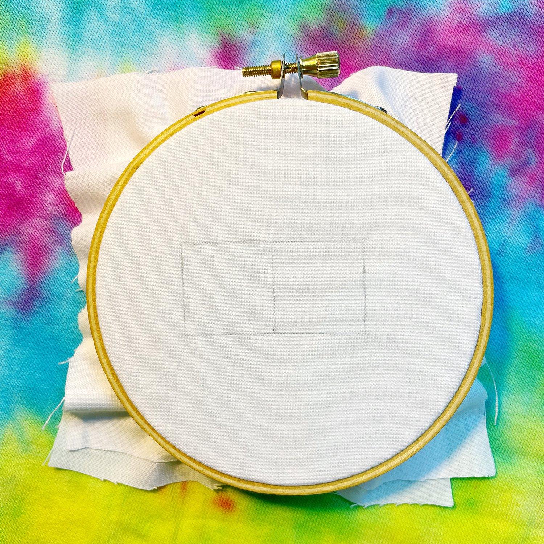 Satin Stitch Embroidery Tutorial