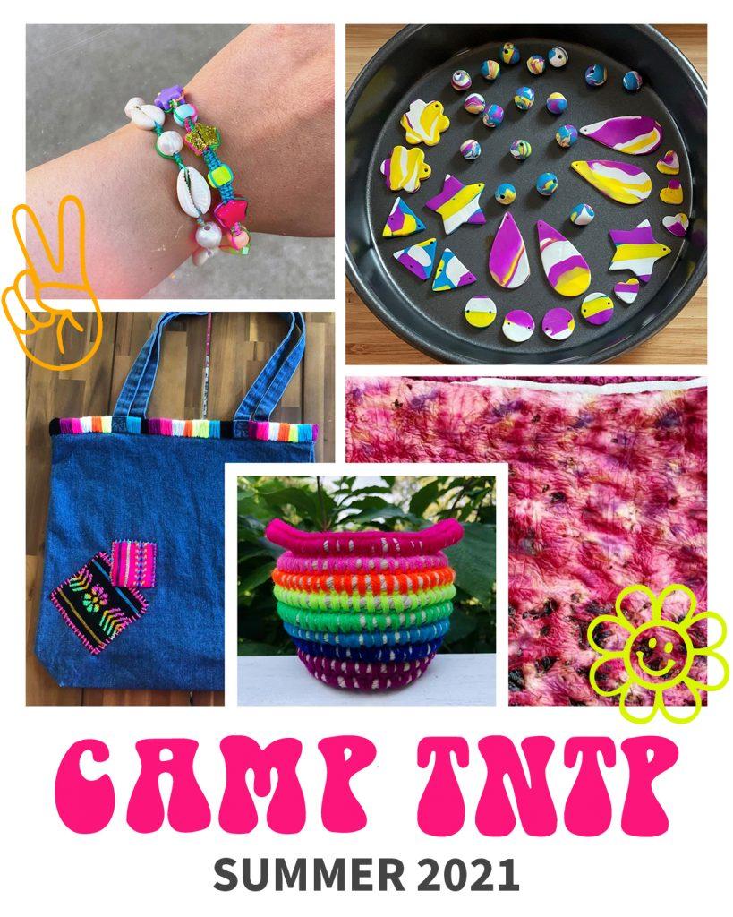 CAMP TNTP Summer 2021 Blog