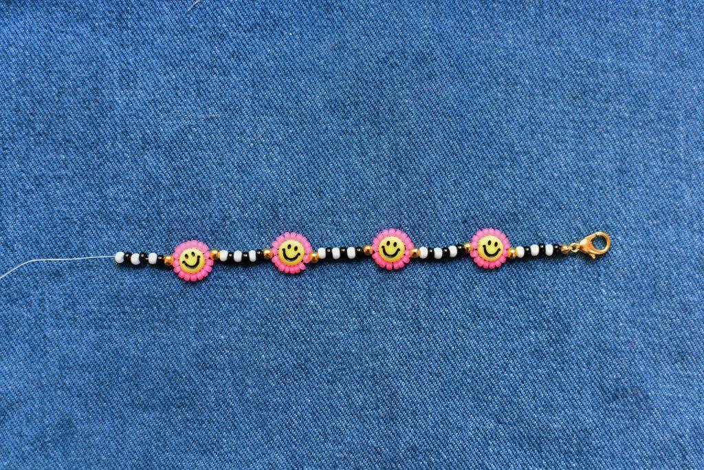 Daisy Chain Jewelry Step 9