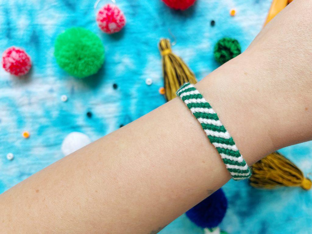 School Spirit DIY Projects Friendship Bracelets