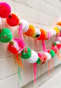 The_Neon_Tea_Party_Blog_DIY_Holiday_Pom_Pom_Garland_21