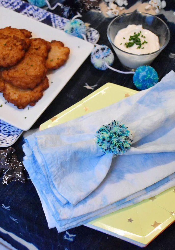 The_Neon_Tea_Party_Pom-ukkah_Party_Hanukkah_Pom_Pom_Napkin_Rings